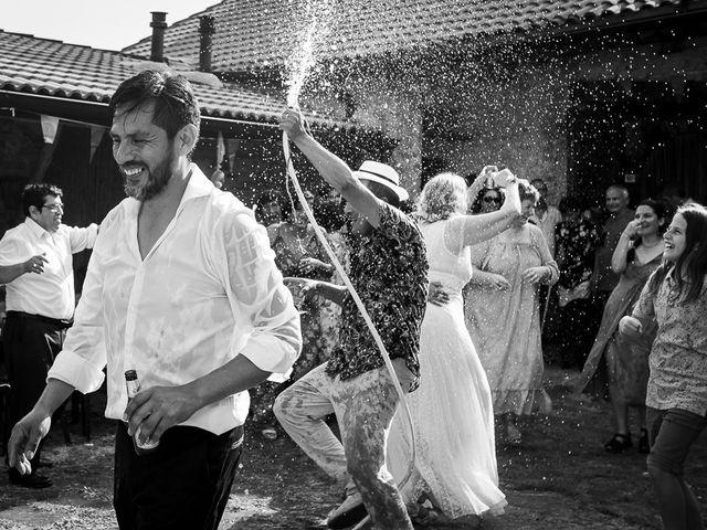 La boda de Kike y Patricia en Las Vilas Del Turbon, Huesca 61