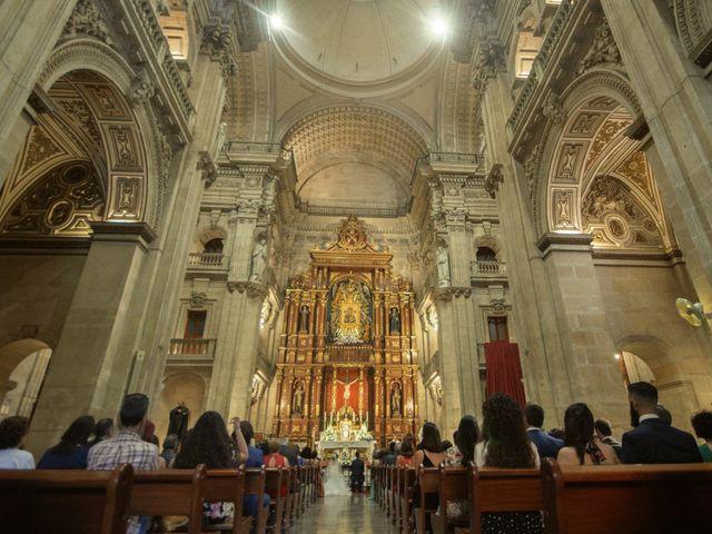 La boda de Ismael y Inmaculada en Granada, Granada 14