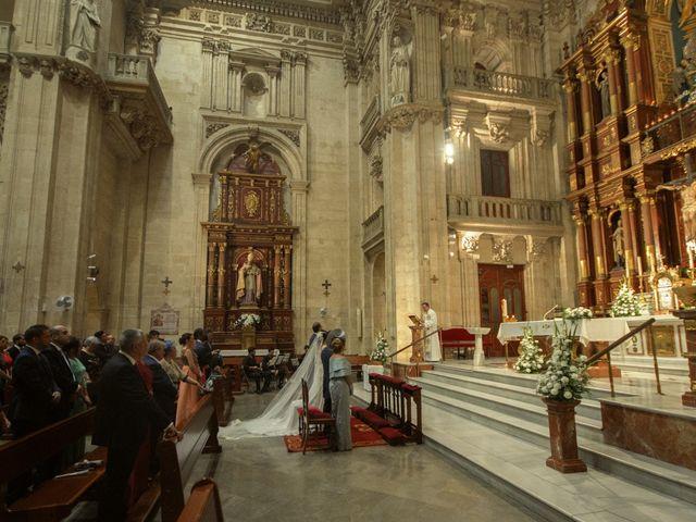 La boda de Ismael y Inmaculada en Granada, Granada 15