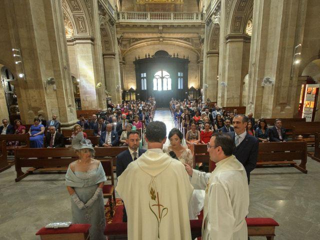 La boda de Ismael y Inmaculada en Granada, Granada 16
