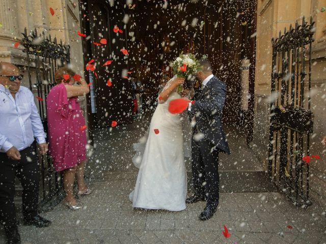La boda de Inmaculada y Ismael