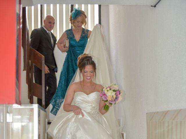 La boda de Alejandro y Jennifer en Marbella, Málaga 22