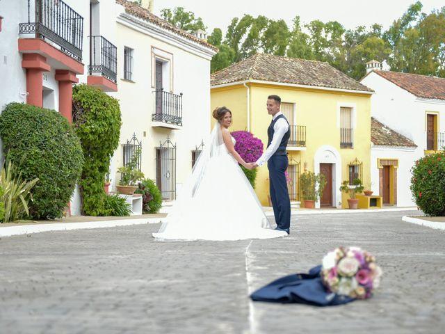 La boda de Alejandro y Jennifer en Marbella, Málaga 2