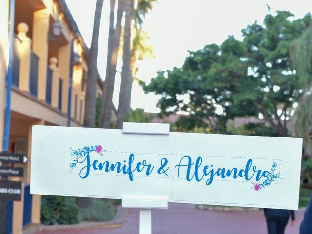 La boda de Alejandro y Jennifer en Marbella, Málaga 46