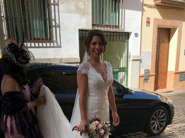 La boda de Alejandro  y Carmen en Sevilla, Sevilla 2