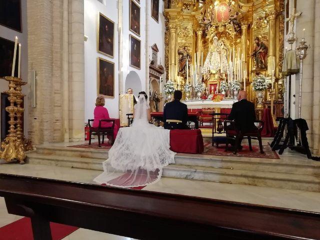 La boda de Alejandro  y Carmen en Sevilla, Sevilla 3