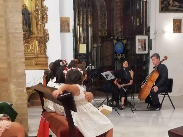La boda de Alejandro  y Carmen en Sevilla, Sevilla 4