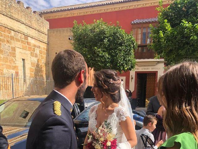 La boda de Alejandro  y Carmen en Sevilla, Sevilla 5