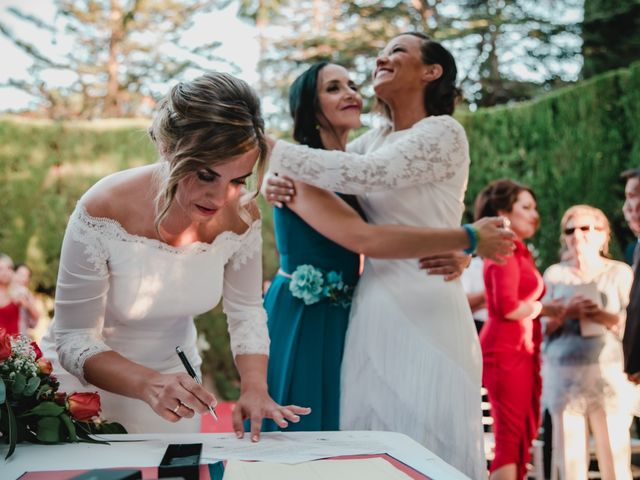 La boda de Maribel y Natalia en Motril, Granada 39