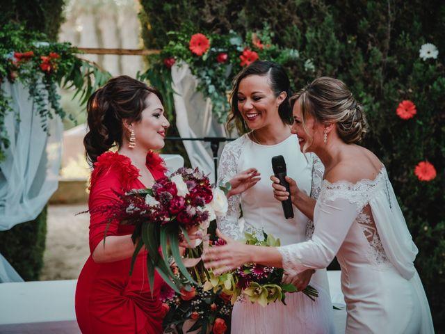 La boda de Maribel y Natalia en Motril, Granada 40