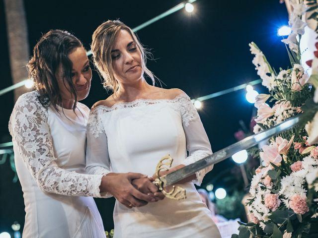 La boda de Maribel y Natalia en Motril, Granada 74