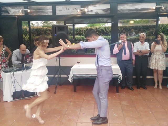 La boda de Virginia y Cristian en Hondarribia, Guipúzcoa 6