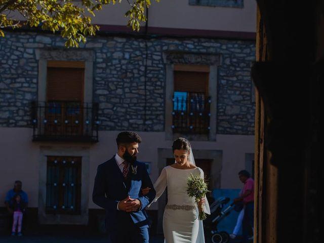 La boda de Miguel y Laura en Matabuena, Segovia 4