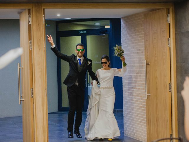 La boda de Miguel y Laura en Matabuena, Segovia 1