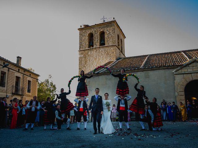 La boda de Miguel y Laura en Matabuena, Segovia 2