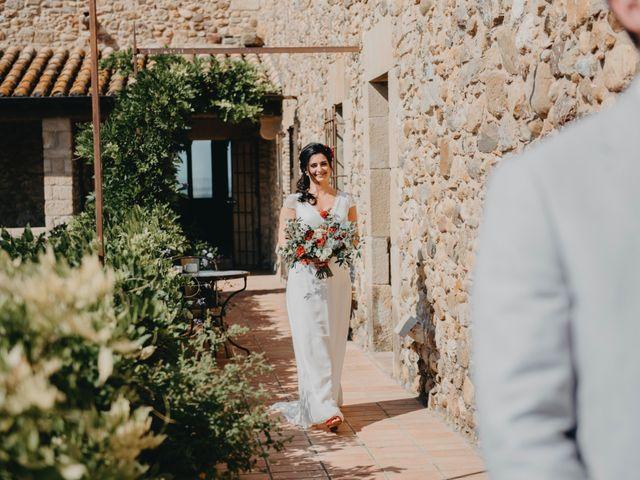 La boda de Clement y France en La Bisbal d'Empordà, Girona 24