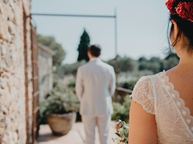 La boda de Clement y France en La Bisbal d'Empordà, Girona 25
