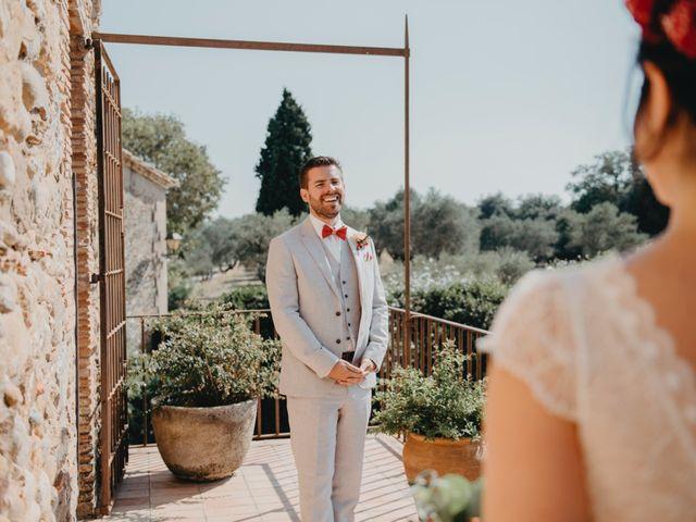 La boda de Clement y France en La Bisbal d'Empordà, Girona 26