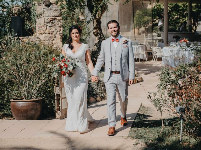 La boda de Clement y France en La Bisbal d'Empordà, Girona 27