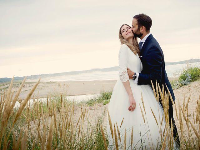 La boda de Ari y Javi