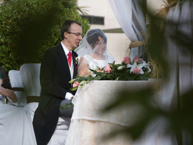 La boda de Alberto y Teresa en Madrid, Madrid 22