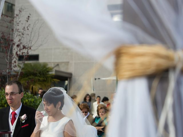 La boda de Alberto y Teresa en Madrid, Madrid 25