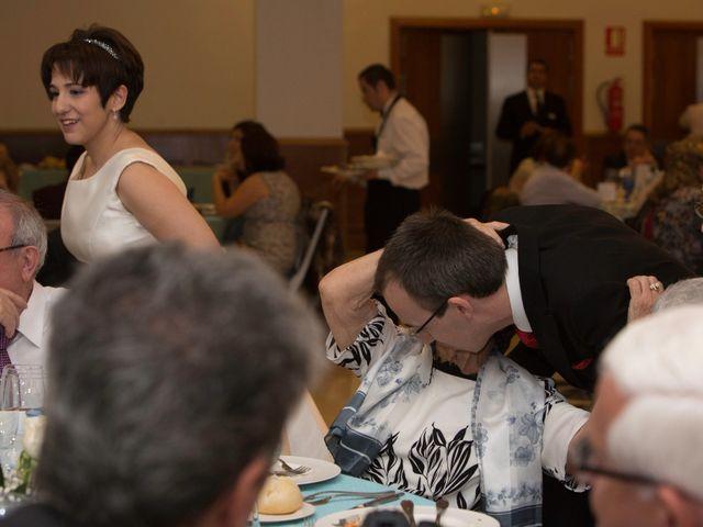 La boda de Alberto y Teresa en Madrid, Madrid 35