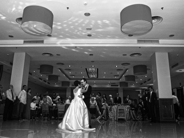 La boda de Alberto y Teresa en Madrid, Madrid 38