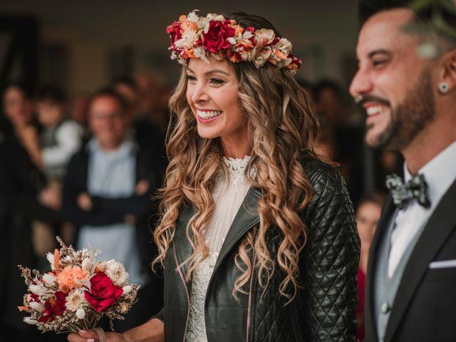 La boda de Haritz y Noe en Hernani, Guipúzcoa 24