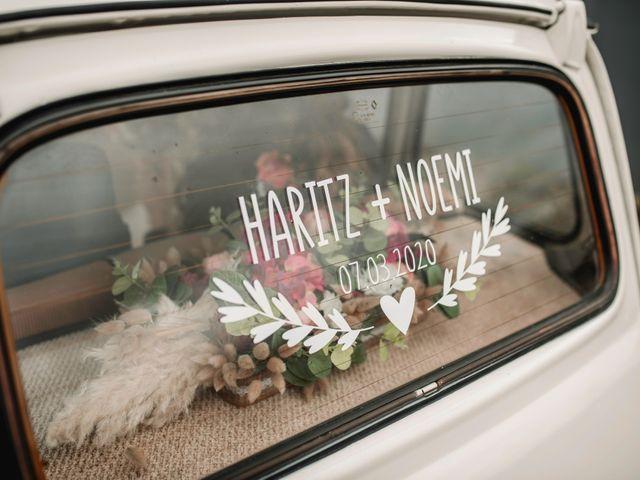 La boda de Haritz y Noe en Hernani, Guipúzcoa 35