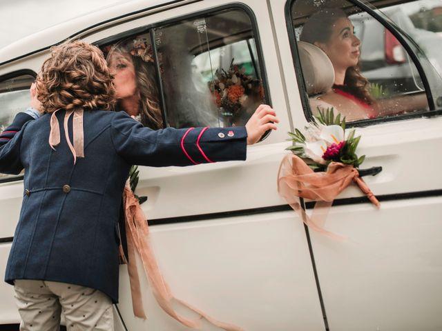 La boda de Haritz y Noe en Hernani, Guipúzcoa 36