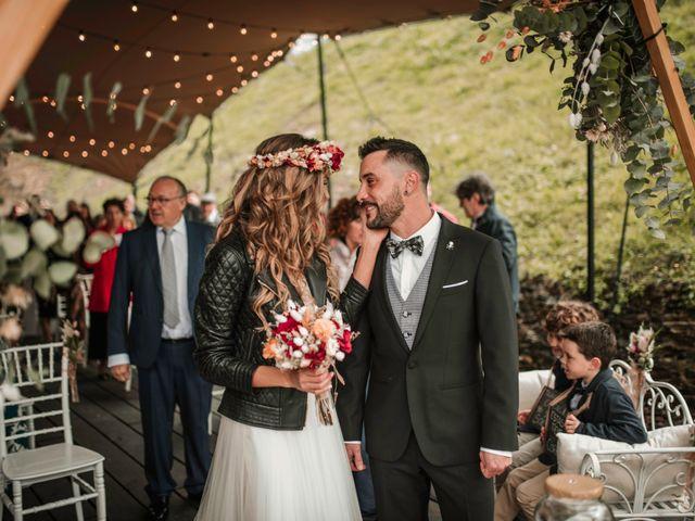 La boda de Haritz y Noe en Hernani, Guipúzcoa 39