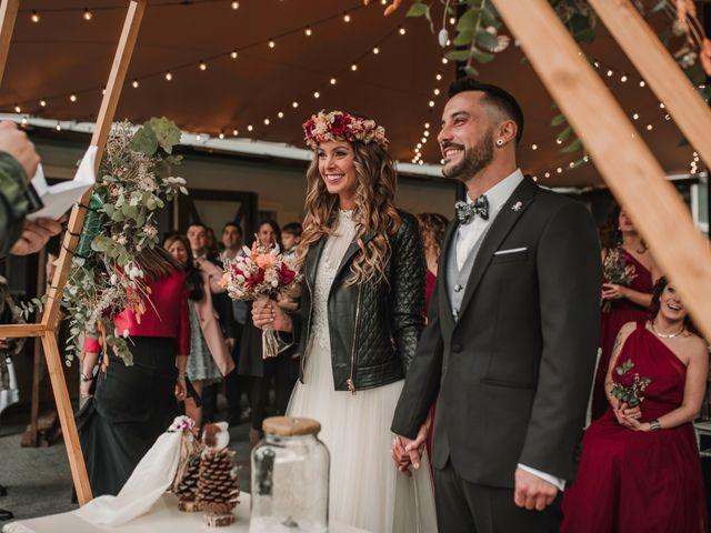 La boda de Haritz y Noe en Hernani, Guipúzcoa 40