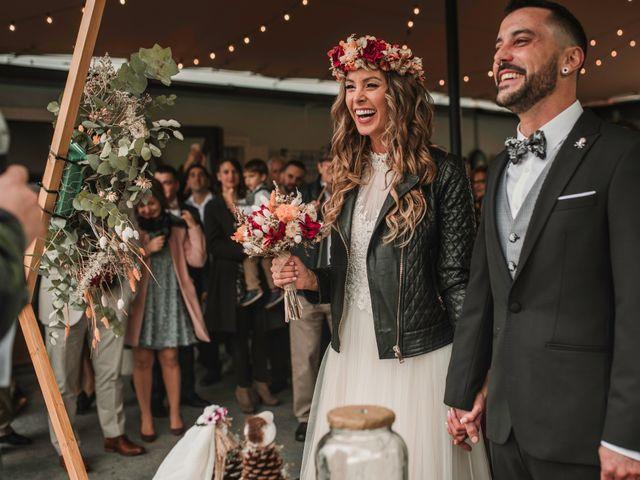 La boda de Haritz y Noe en Hernani, Guipúzcoa 41