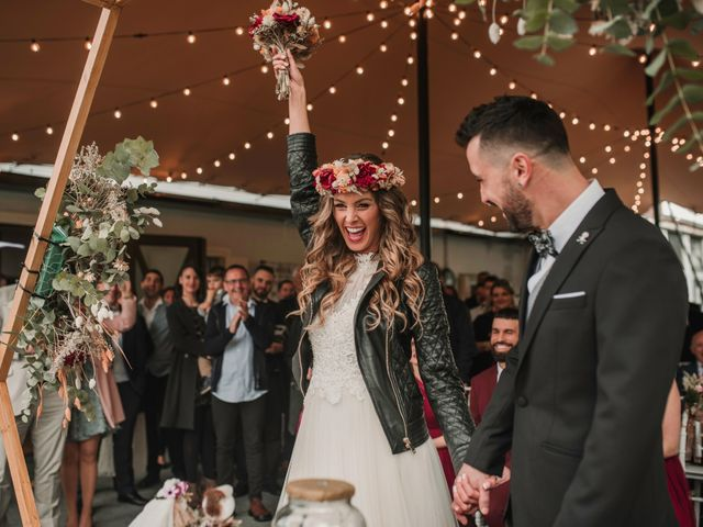 La boda de Haritz y Noe en Hernani, Guipúzcoa 1