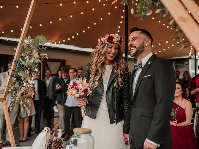 La boda de Haritz y Noe en Hernani, Guipúzcoa 43