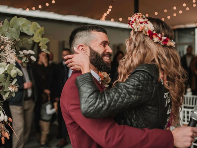 La boda de Haritz y Noe en Hernani, Guipúzcoa 45
