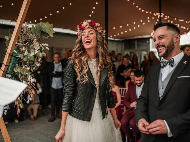 La boda de Haritz y Noe en Hernani, Guipúzcoa 46