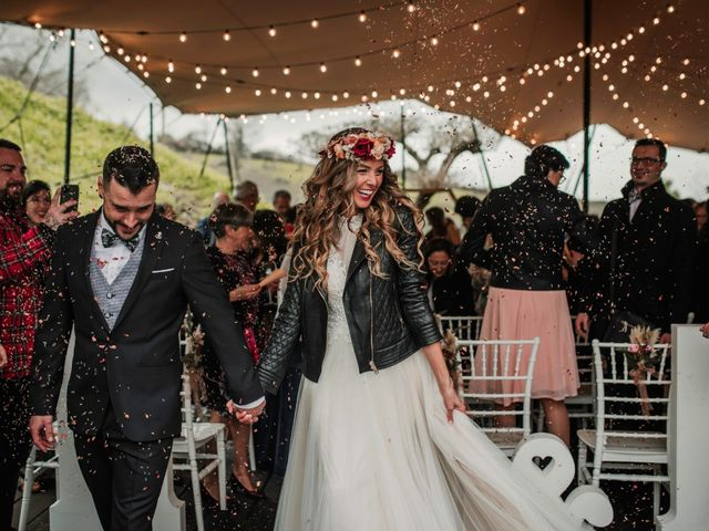 La boda de Haritz y Noe en Hernani, Guipúzcoa 49