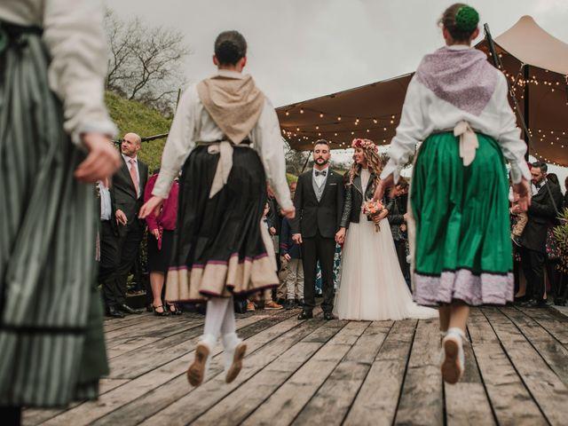 La boda de Haritz y Noe en Hernani, Guipúzcoa 50