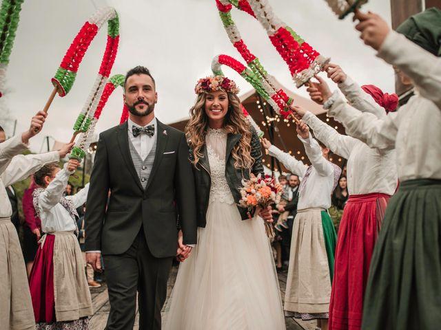 La boda de Haritz y Noe en Hernani, Guipúzcoa 51
