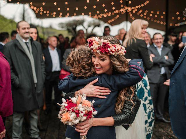 La boda de Haritz y Noe en Hernani, Guipúzcoa 52