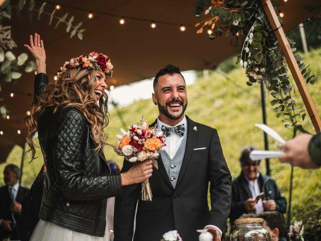 La boda de Haritz y Noe en Hernani, Guipúzcoa 55