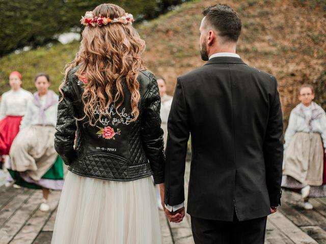 La boda de Haritz y Noe en Hernani, Guipúzcoa 66