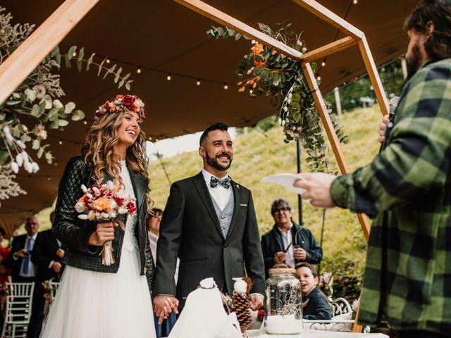 La boda de Haritz y Noe en Hernani, Guipúzcoa 72