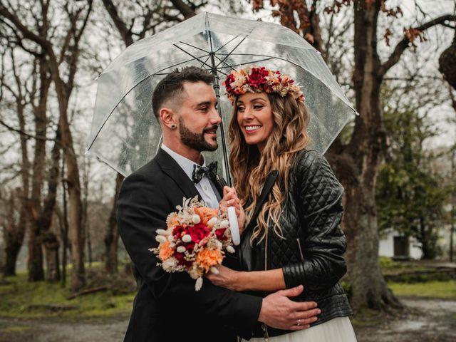 La boda de Haritz y Noe en Hernani, Guipúzcoa 78