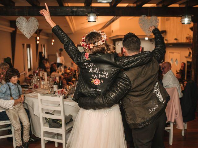 La boda de Haritz y Noe en Hernani, Guipúzcoa 107
