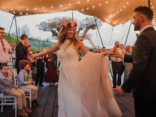 La boda de Haritz y Noe en Hernani, Guipúzcoa 116