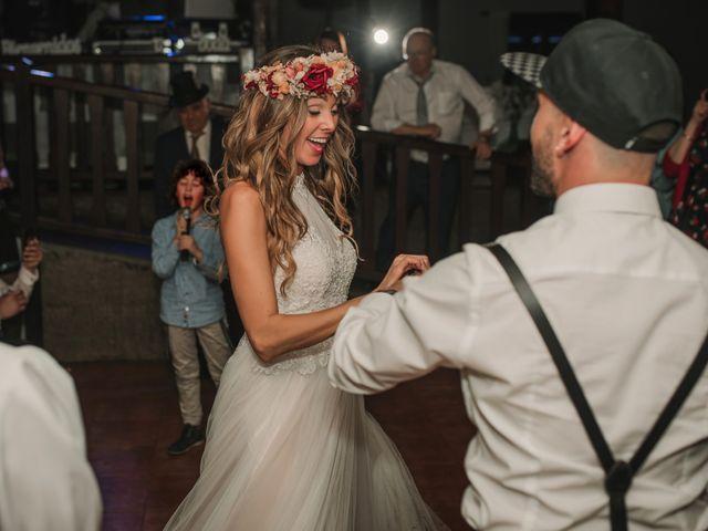 La boda de Haritz y Noe en Hernani, Guipúzcoa 121