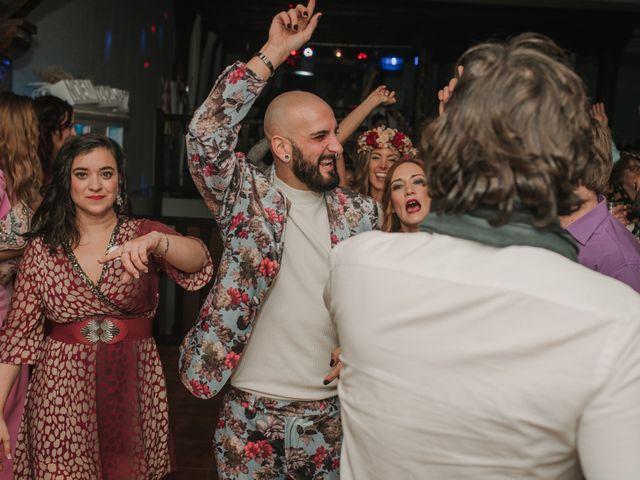 La boda de Haritz y Noe en Hernani, Guipúzcoa 124